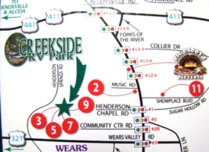 Creekside Rv Photos